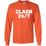 Clash 24/7 T shirt for Clashing
