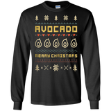 AVOCADO Ugly Christmas Sweater T-Shirt Vintage Retro Style, hoodie, tank