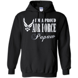 Mens Pride U.S. Army - I'm a Proud Air Force Papaw T-shirt