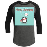 Merry Christmas Penguin  Holiday Funny