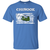 Chinook Helicopter T Shirt CH 47 Army Helicopter Gift Idea