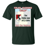 11th Armored Cavalry Regiment - Army Fulda Gap vets T-shirt