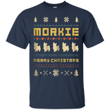 MORKIE Christmas T-Shirt, Ugly Christmas Sweater T-shirt, hoodie, tank