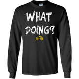 Jeffy Shirt Kids Yellow Boy Girl Tee - What Doing Jeffy