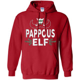 ELF Pappous Season Matching Christmas T-Shirt Family Xmas