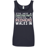Lifestyle Shirts - It's not a christmas party until a redhead walks in, shirt, hoodie, tank