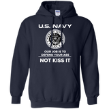 MILITARY NAVY ARMY T SHIRT Navy T-Shirt FRONT PRINT
