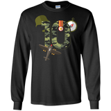 10th Birthday Camouflage Hero Army Soldier T-shirt