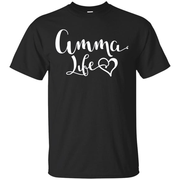 Amma Life shirt Amma t-shirt Christmas Gift for Grandmothers