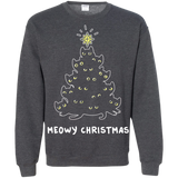 Cat Ugly Christmas Sweaters Meowy Christmas Hoodies Sweatshirts
