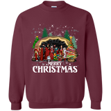 Star Wars Christmas Ugly Sweater Merry Christmas Hoodies Sweatshirts