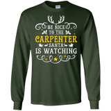 Be Nice To The Carpenter T-shirt Christmas Gifts