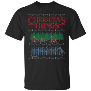 Christmas Things shirt