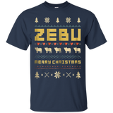 ZEBU Ugly Christmas Sweater Vintage Retro Style T-Shirt, hoodie, tank