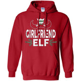 ELF Girlfriend Season Matching Christmas T-Shirt Family Xmas