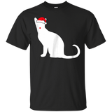 Burmese Santa Hat T-Shirt Gifts For Christmas Day