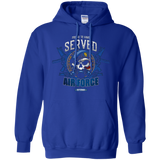 Proud To Have Served - US Air Force Military Veteran tshirt