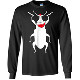 Insect Santa Hat T-Shirt Gifts For Christmas Day