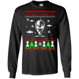Alien Ugly Christmas Sweater, Funny Alien Christmas Sweater, Shirt