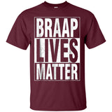 Braap Lives Matter Shirt for Dirtbike Snowmobile Rider JAQ T-Shirt