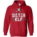 ELF Sister Season Matching Christmas T-Shirt Family Xmas