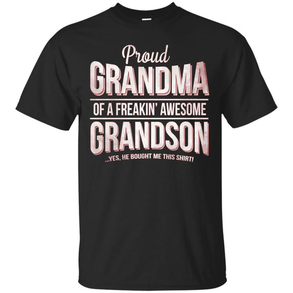 proud grandma of a freaking awesome grandson