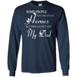 THEY HAVEN'T MET MY DAD Father's Day T-shirt