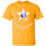 2Nd Infantry Division Second To None T-Shirt
