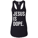 Jesus Is Dope T-shirt Christian man's Christian woman's gift