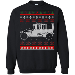 Christmas Ugly Sweater Automobile Ugly Christmas Sweater Hoodies Sweatshirts