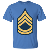US Army Sergeant First Class OR7-E7 Rank insignia T-shirt