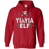 ELF Yiayia Season Matching Christmas T-Shirt Family Xmas