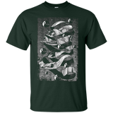 Star Wars Darth Vader MC Escher Style Graphic T-Shirt