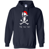 Yo Ho Ho Pirate Santa Christmas T Shirt