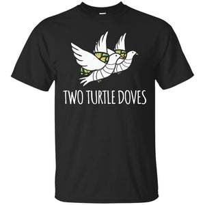 Two Turtle Doves Christmas Song Cute