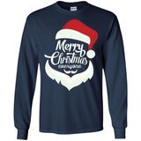 Santa Merry Christmas Everyone Santa T-Shirt