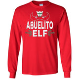 ELF Abuelito Season Matching Christmas T-Shirt Family Xmas