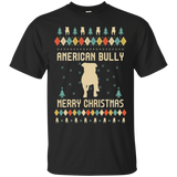 American Bully T-Shirt, Ugly Christmas Sweater T-shirt, hoodie, tank