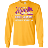 I'M A Mom Grandma And A Great Grandma T Shirt