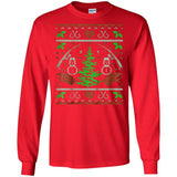 CHRISTMAS UGLY SWEATER Funny Fishing Ugly Sweater T-Shirt