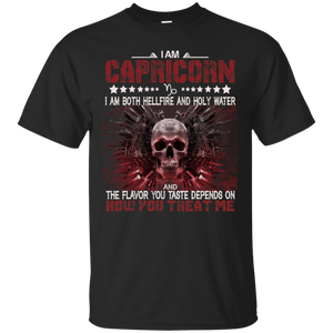 Capricorn Legend I Am Capricorn I Am Both T-Shirt