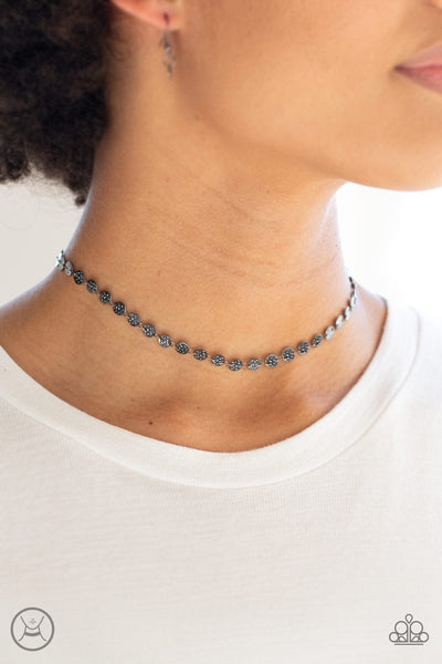 Summer Spotlight - Black Necklace