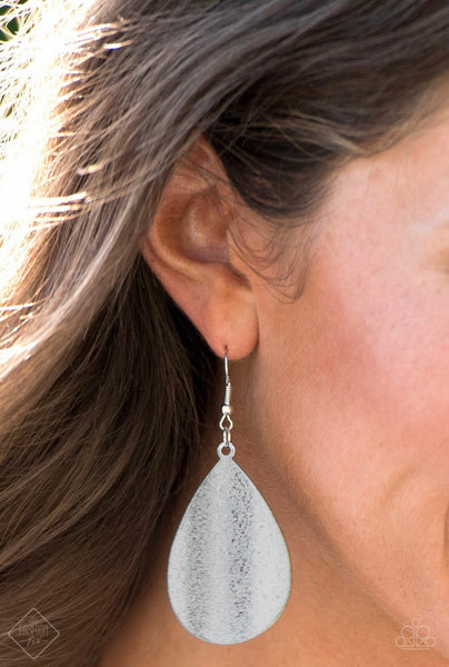 All Allure - Silver Earrings