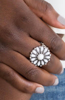 Poppy Poptastic - White Ring