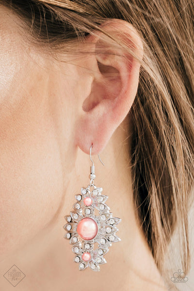 Rome Romance - Pink Earrings
