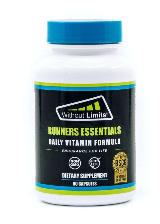 1 mes de subministrament: sense límits ™ Runners Essentials