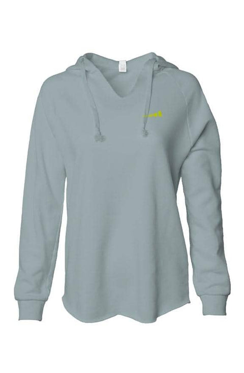 Women's Lightweight Hooded Sweatshirt