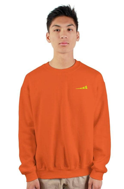 Youth Heavy Crewneck Sweatshirt