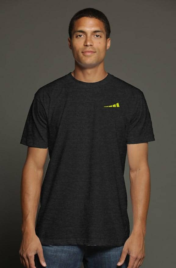 Men's Athletic Tri-blend T-shirt