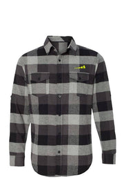Men's Long Sleeve Flannel Shirt